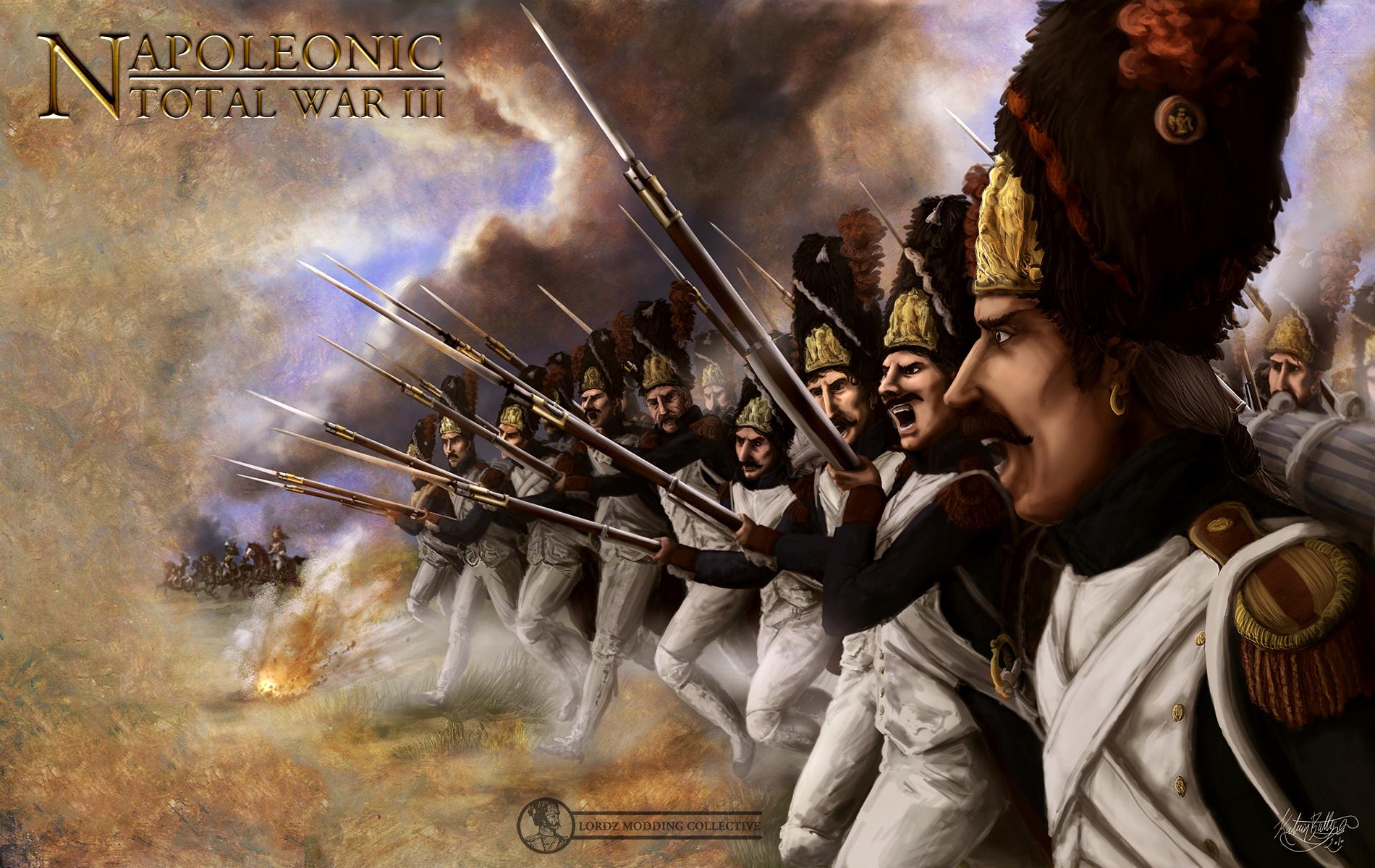 NTW3 V50 Part 1 File Napoleonic Total War 3 Mod For Napoleon Total War Mod DB