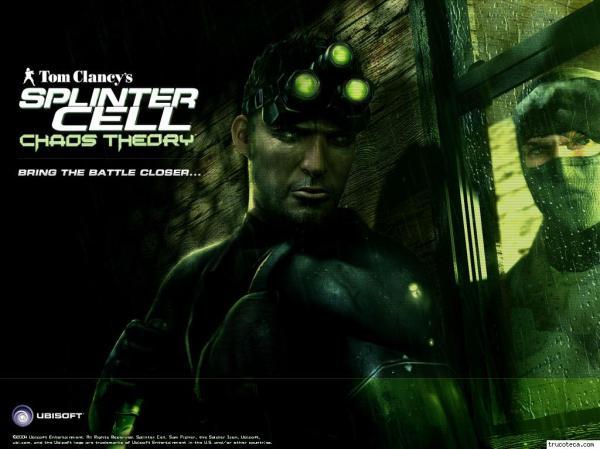Splinter Cell Chaos Theory Patch 1.05 EU file - Mod DB