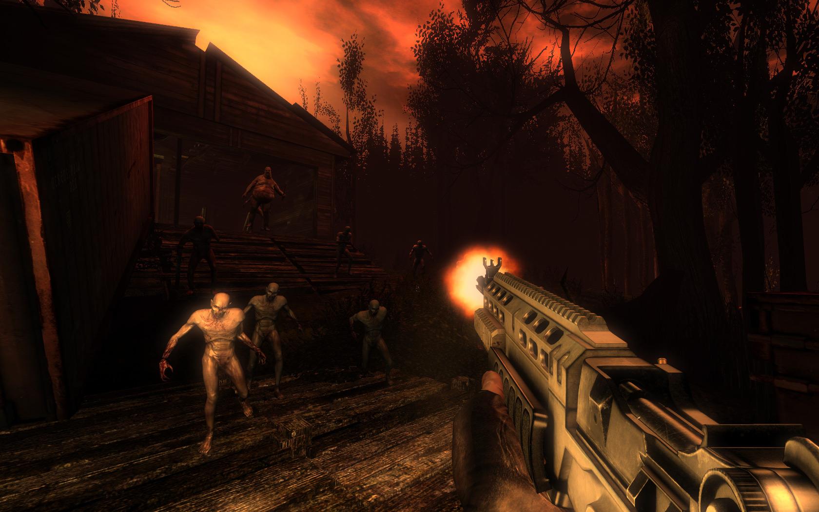 Killing Floor Image Unreal Engine 2 Mod Db