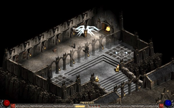 Ingame image Diablo II Mod DB