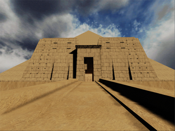 Abydos Great Pyramid image Stargate Network Mod DB