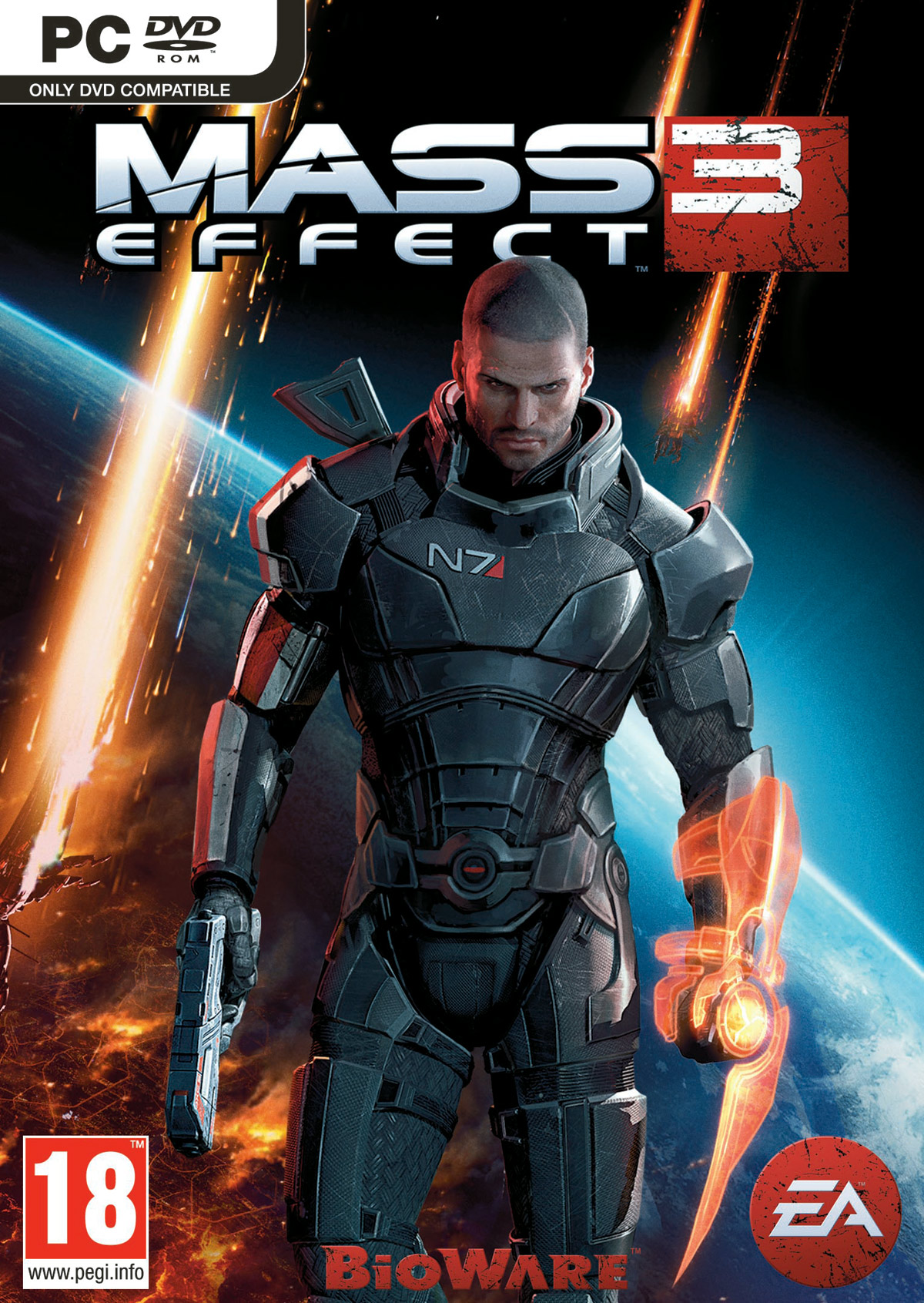 Mass Effect 3 Windows X360 Ps3 Game Mod Db