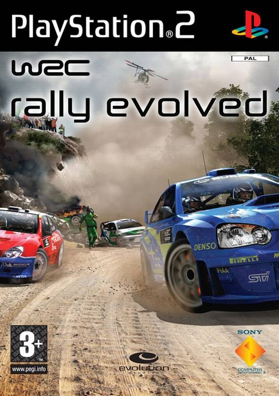 Wrc Rally Evolved Ps2 Game Mod Db