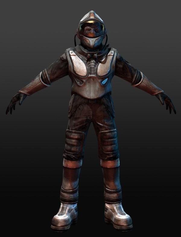 Zombie Astronaut image Solarix Mod DB
