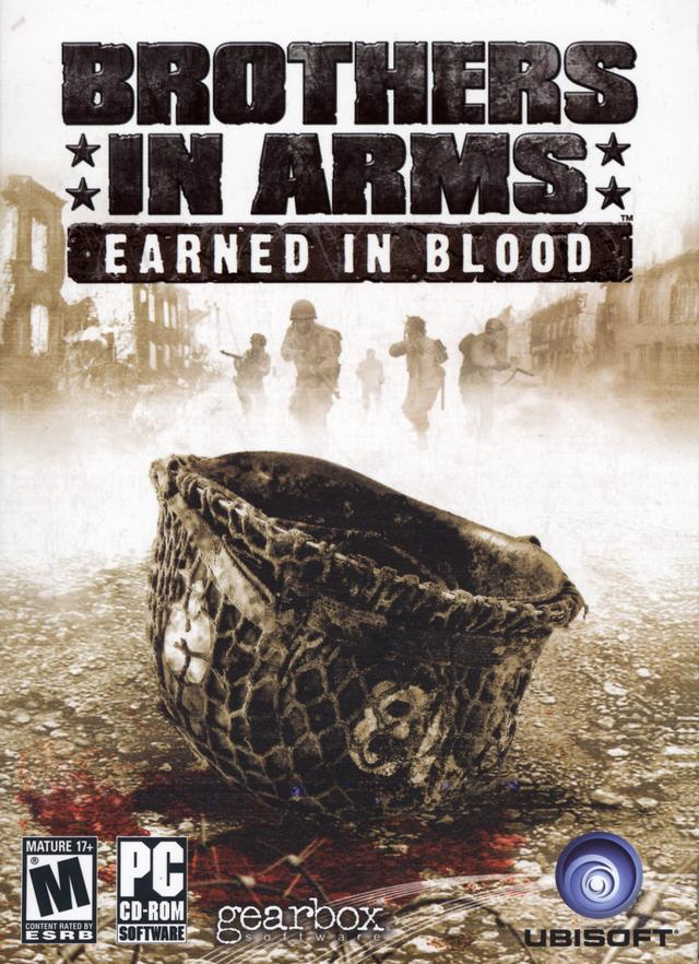 Brothers In Arms Earned In Blood Windows Mac XBOX PS2
