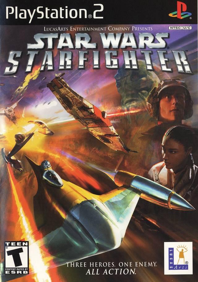 Star Wars Starfighter Windows Xbox Ps2 Game Mod Db