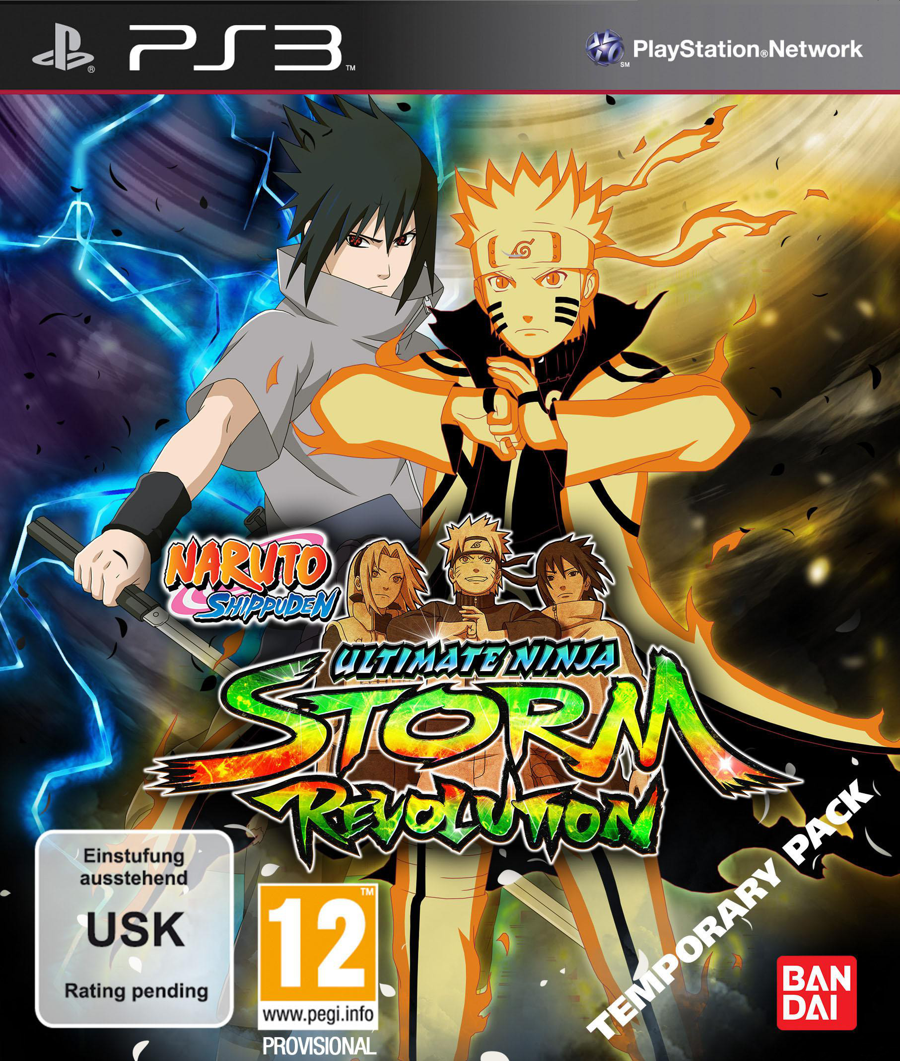 Download Game Naruto Ultimate Ninja Storm 4 Ps3