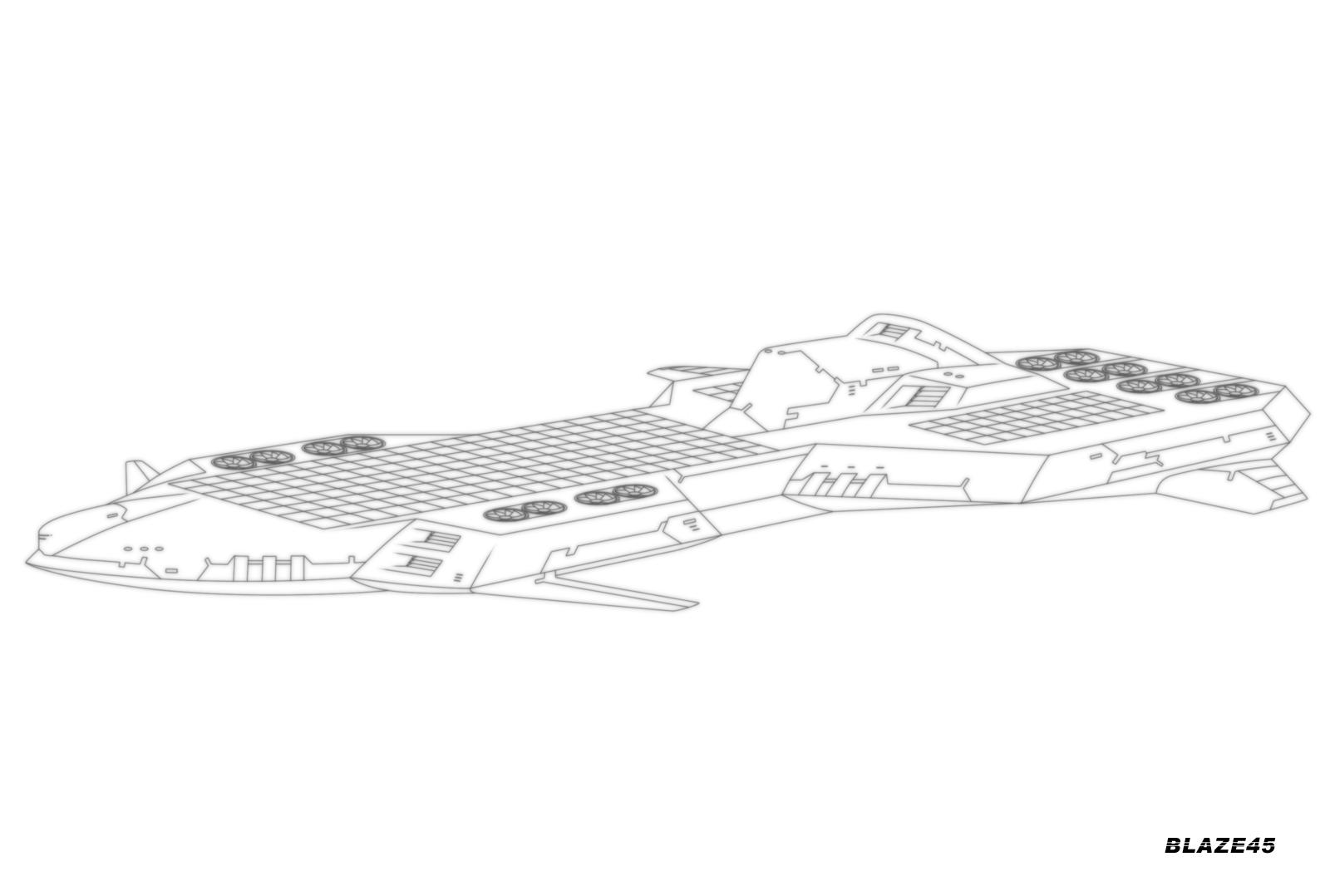 Ra Aircraft Concept Image
