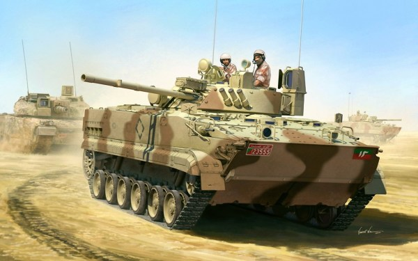 BMP-3 image - Armored Vehicle Lovers Group - Mod DB