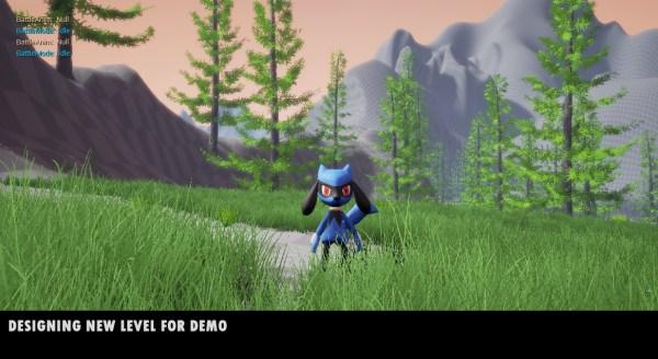 Pre-Alpha Update [Pokemon Destiny] news - Mod DB