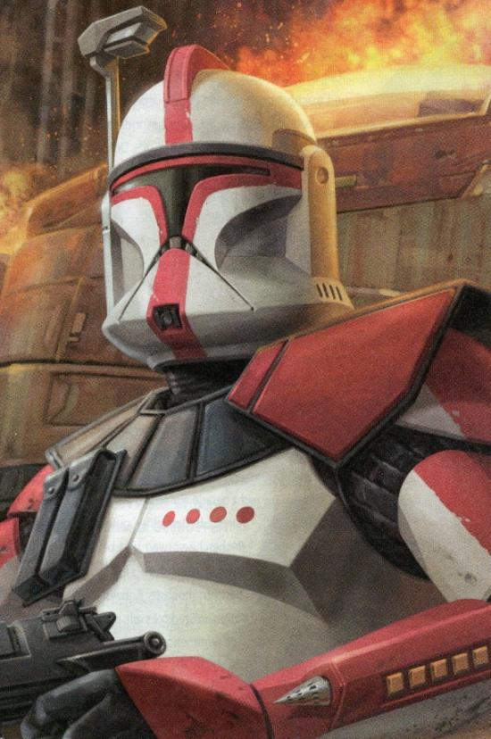 Captain Fordo image - Clone Wars - Mod DB