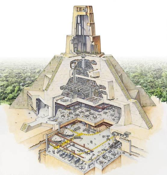 The Jedi Temples image - Mod DB
