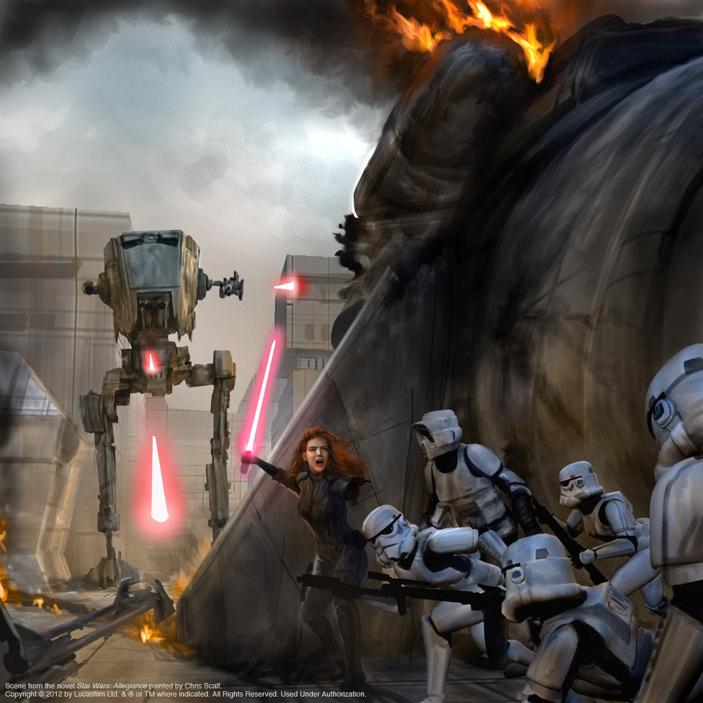 Image result for allegiance star wars