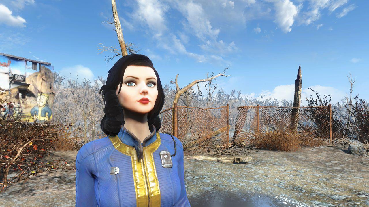 Elizabeth Companion File Fallout 4 Mod DB