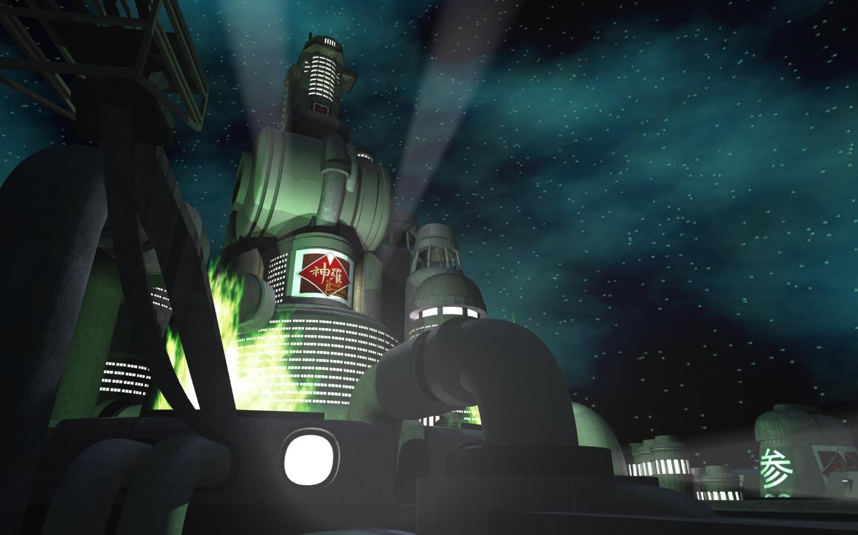 KillerXs Midgar Image Mako Dawn Mod For Fallout 3 Mod DB