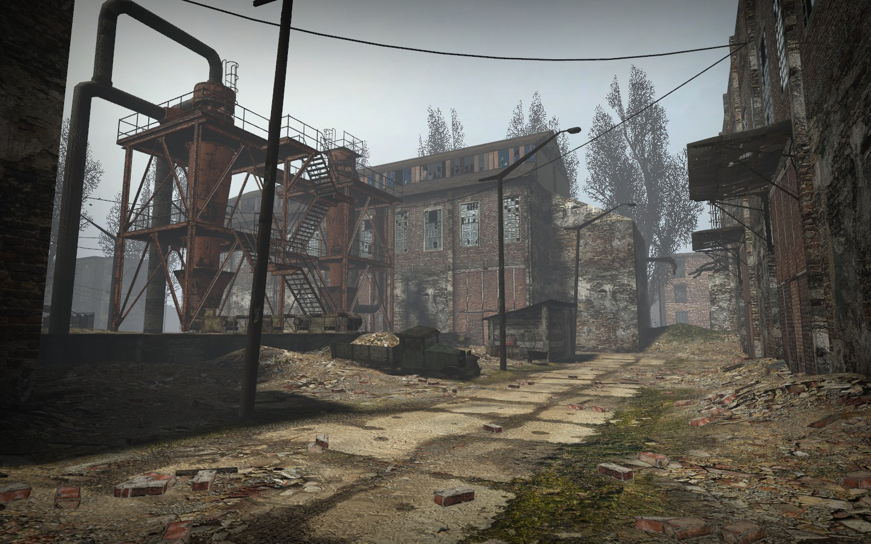 Factory Area Image