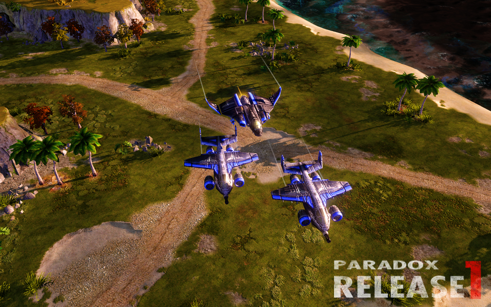 Release 1 Progress Update Image Red Alert 3 Paradox Mod For CampC Red Alert 3 Mod DB