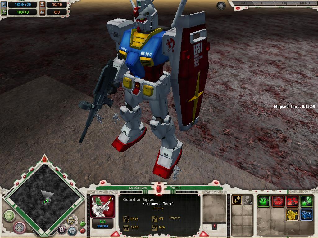 Dow Gundam Mod For Dawn Of War Mod DB