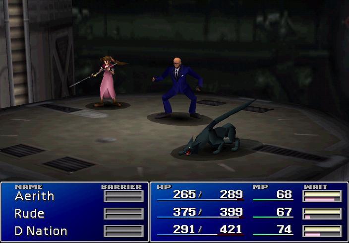 Images FF7 PC Turks Mod For Final Fantasy VII Mod DB