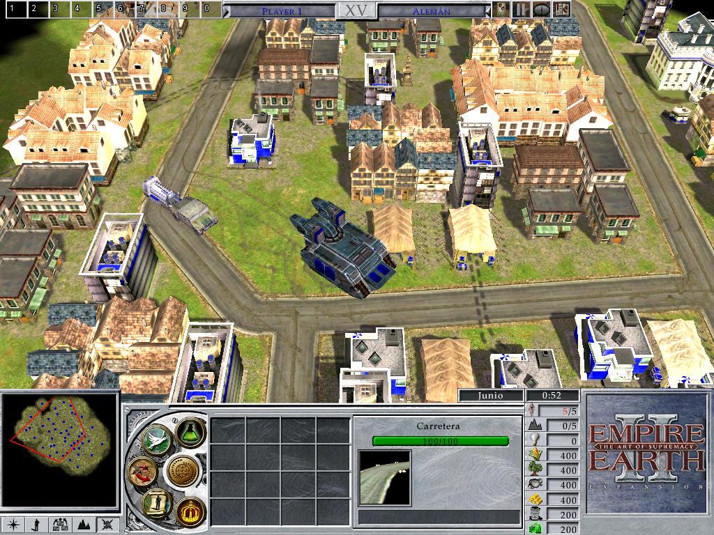 Screens Image Realistic Earth Mod For Empire Earth II