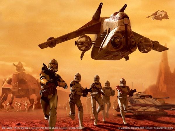Star Wars Era Bosak mod for Men of War - Mod DB