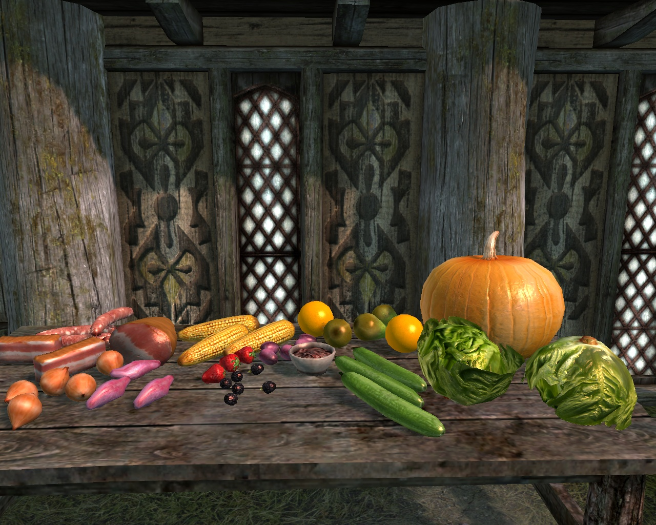 Image result for food skyrim