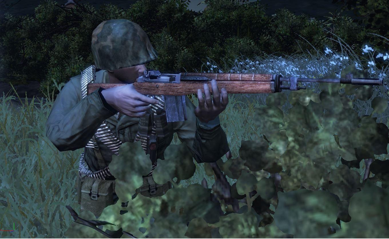 New M14 Model Image Company Of Heroes Vietnam 67 Mod
