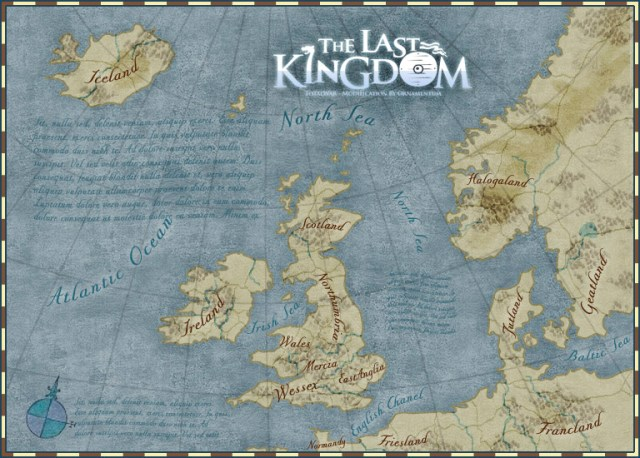 Factions, Map, Regions, Buildings feature - The Last Kingdom (M2TW ...