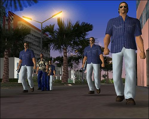 GTA Vice City Gangs And Traffic Mod Mod DB