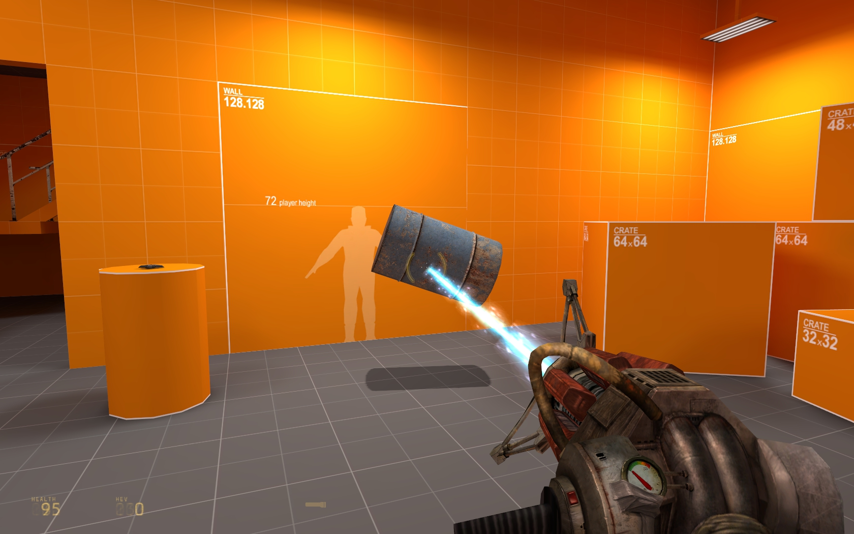 The Physics Manipulator In Game Image