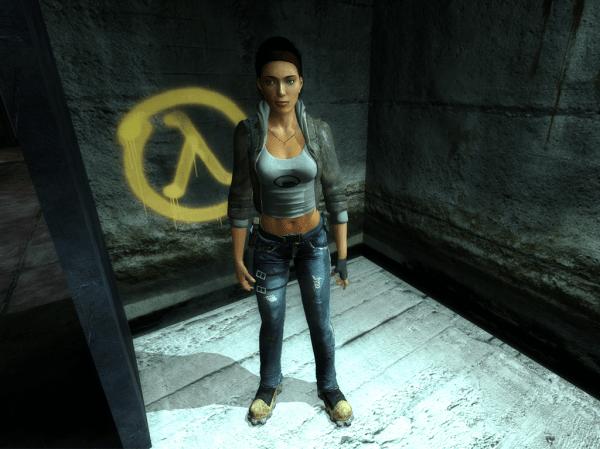 Hybrid Alyx for Cinematic Mod for Half-Life 2 - Mod DB