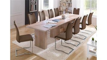 Tisch Küchentisch Esszimmertisch Esstisch WENUS ausziehbar ...