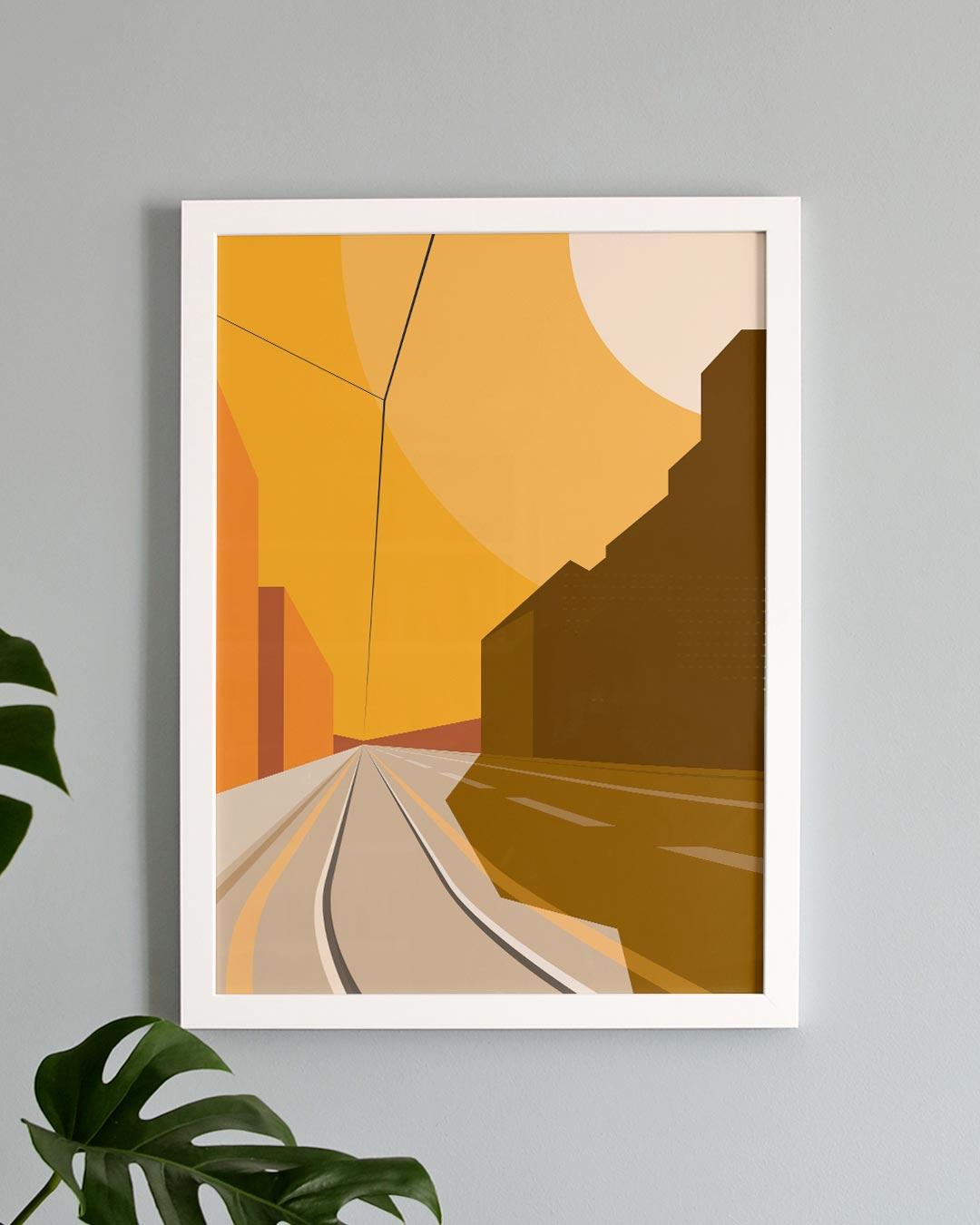 Sarajevo Summer Molimao - Art Print