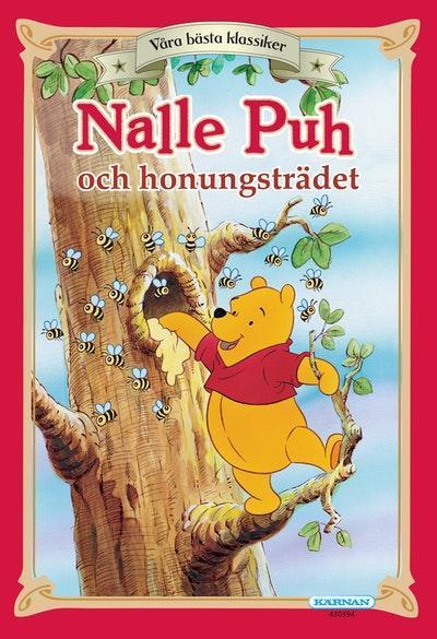 """Bok """"Nalle Puh och honungsträdet"""""""