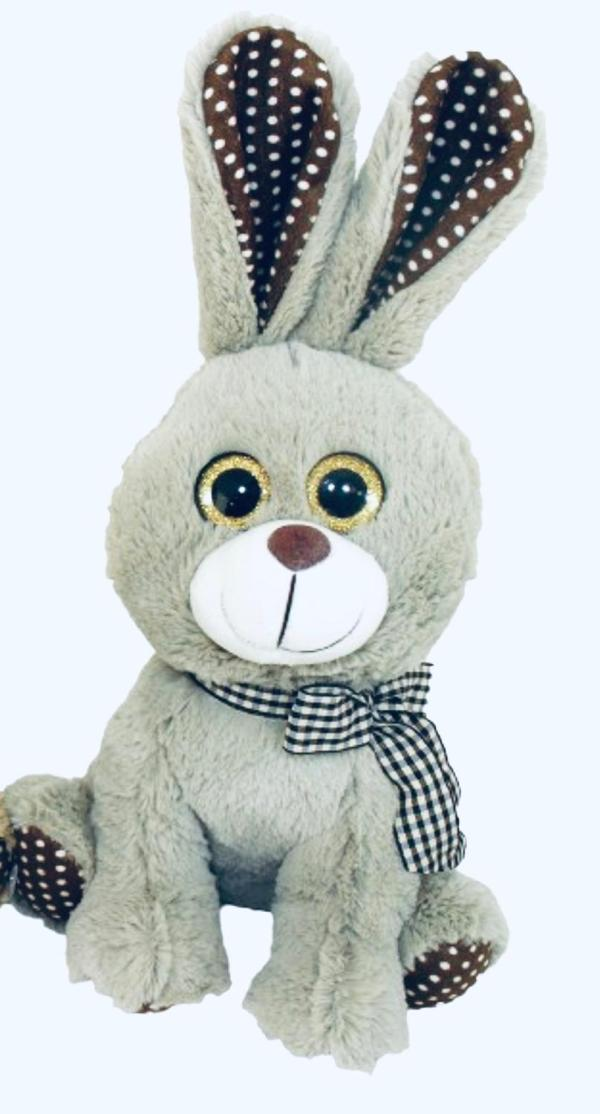 "Present - GB Toys & Gifts ""Kanin"" 28 cm sittande"