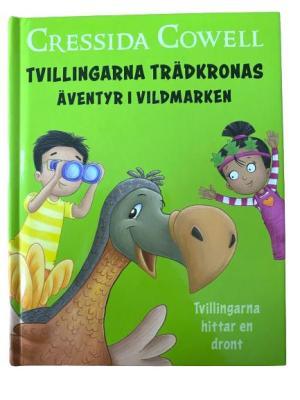 """Tvillingarna Trädkrona - """"Tvillingarna hittar en dront"""" 4"""
