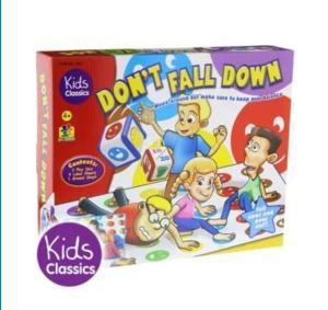 Dont Fall Down - ett roligt spel för hela familjen