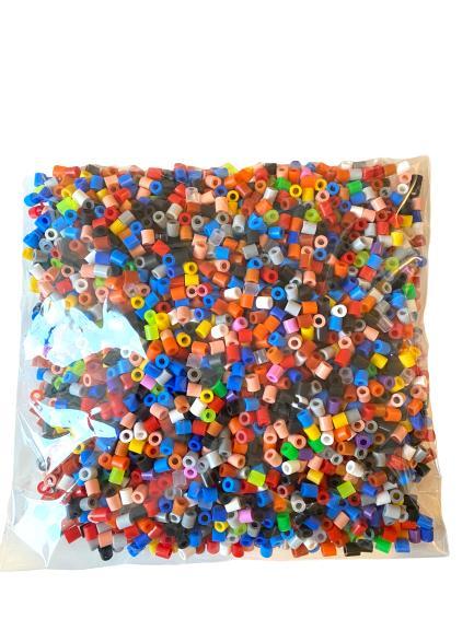 Big pack pärlor plast
