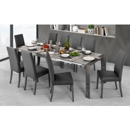 tavoli e sedie mondo convenienza. Tavolo Allungabile Fino A 240 Cm Wood Mondo Convenienza
