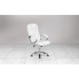 L'offerta spazia tra poltrone o sedie da ufficio in pelle, da abbinare ad un arredo per l'ufficio sofisticato ed elegante, e sedie o poltrone in tessuto, per un ambiente più informale. Sedia Da Ufficio Bianca Executive Mondo Convenienza