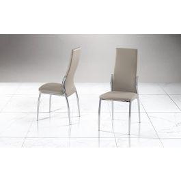 Imbottite, in legno, in metallo. Sedie Moderne Con Schienale Alto Lisbona Mondo Convenienza