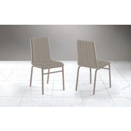 Mondo convenienza sedie rustiche 7 di 40. Sedie Moderne In Metallo Bianche Quadra Mondo Convenienza