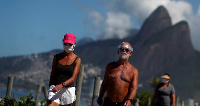 Estado do Rio registra mais 5.640 casos de covid-19 – Money Times