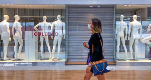 Vendas do varejo caem 36,5% em abril, afirma ICVA