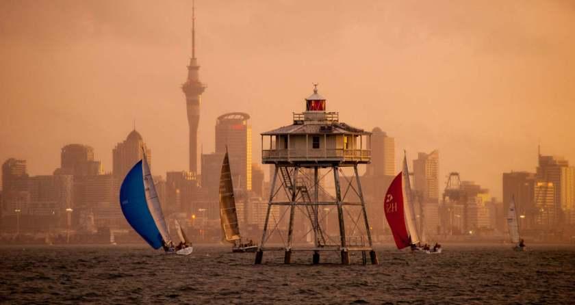 Auckland New Zealand Oceania