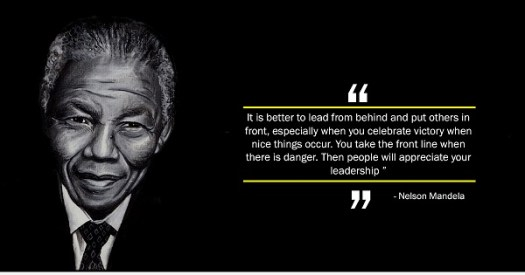 Leadership Lessons from Nelson Mandela