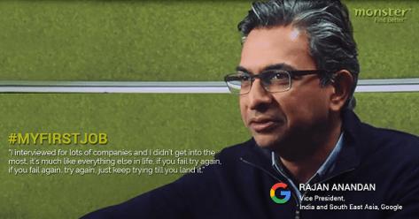 Rajan Anandan - Google