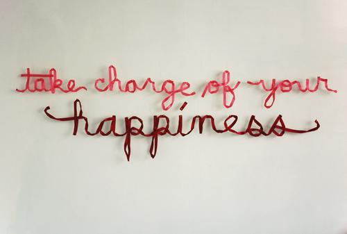 Take Charge of your Happiness by Christine Wong Yap