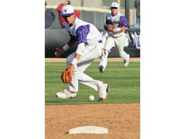 Foothill League baseball: Trey-mendous