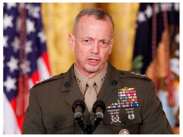 Scandal widens; US general's emails 'flirtatious'